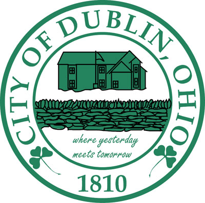City of Dublin seal