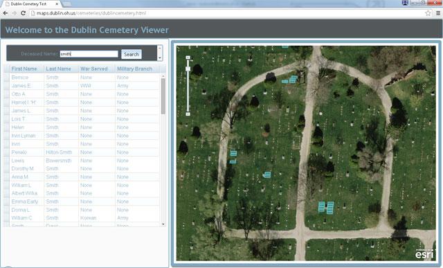 cemetery-website