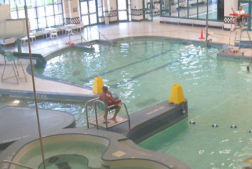 Indoor Pools Dublin Ohio Usa
