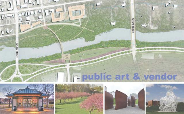 Urban Park Design Conc...