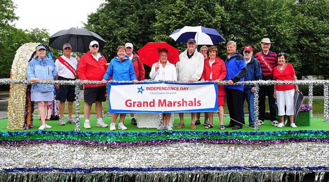 grand-marshals