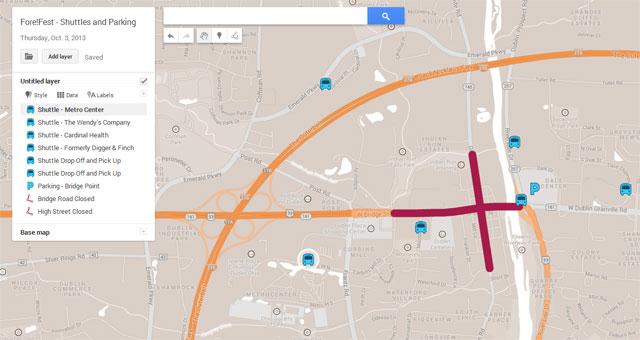 parking-shuttle-map