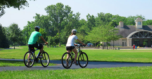 bikers-in-coffman-park