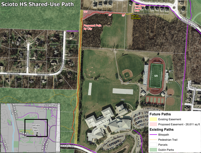 Scioto-HS-SharedUse-Path