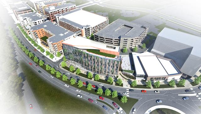 Dublin Ohio Usa Dublin City Council Approves Plans For Ac Hotel By Marriott Continued