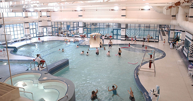 Indoor Pool Indoor Heated Pool And Spa Budget Discount