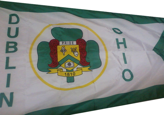 dublin-ohio-usa-flag