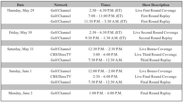 Memorial-2014-TV-schedule