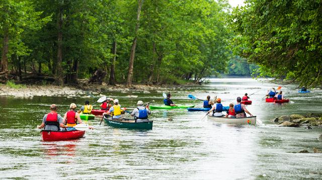 river-access
