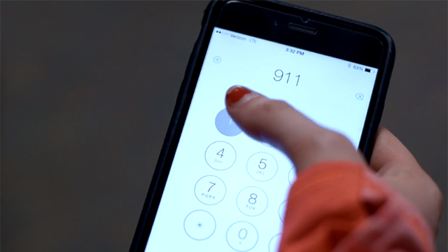 911-phone