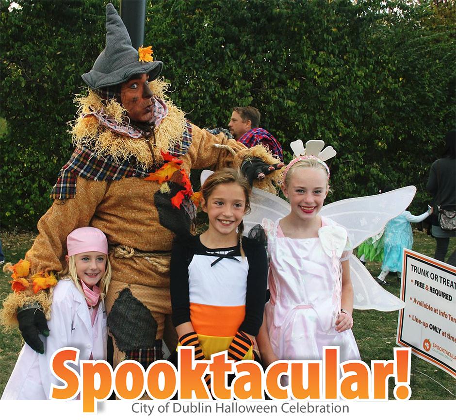 dublin, ohio, usa » city of dublin halloween spooktacular