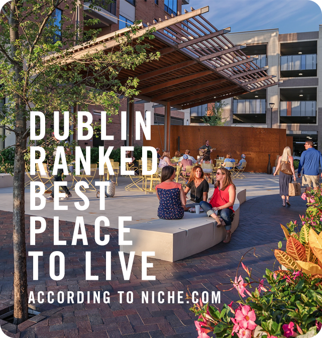 Dublin, Ohio, USA » Dublin Ranked Best Place To Live In Ohio