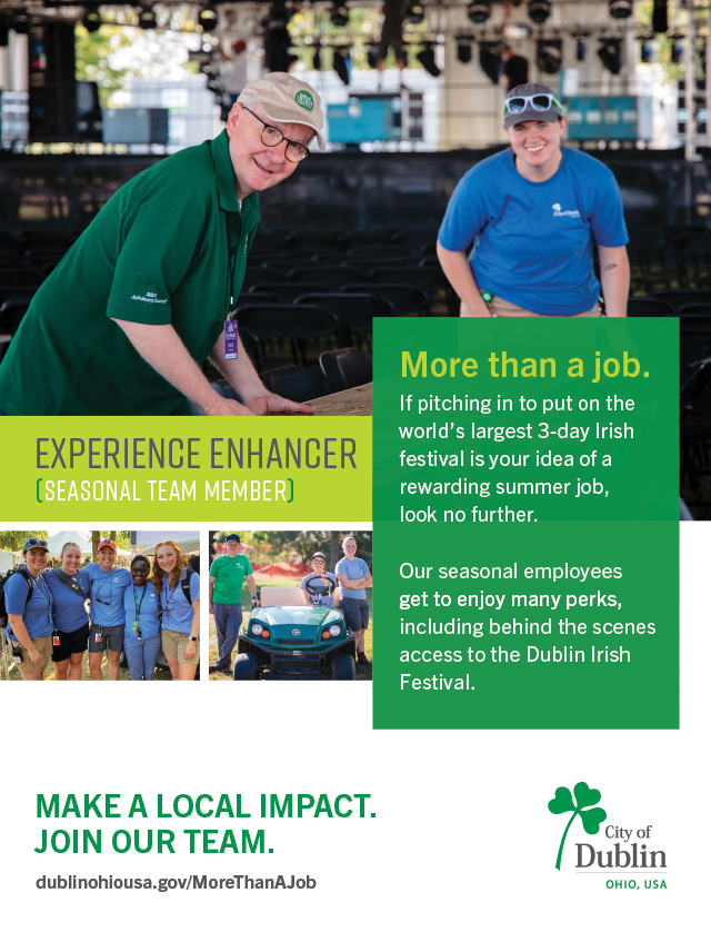 Dublin Ohio Usa Dublin Careers More Than A Job